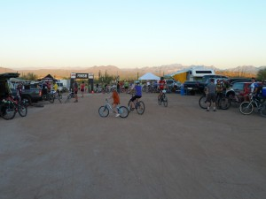 2 Wheels 4 Hope Mountain Bike Event